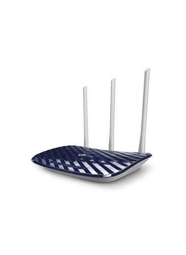 TP-LINK Archer C20 AC 750 Mbps Kablosuz Dual Band Menzil Genişletici / Access Point ve Router Renkli